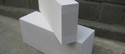 Стеновой блок бетонный