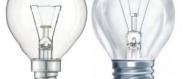 классическая лампочка накаливания