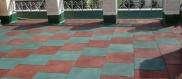 Резиновая плитка и ее сфера применения
