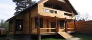 Современные дома из профилированного бруса