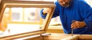 Утепление деревянных окон дома