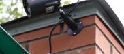 Загородный коттедж - видеонаблюдение