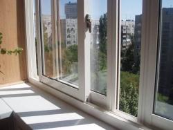 пластиковые окна раздвижные